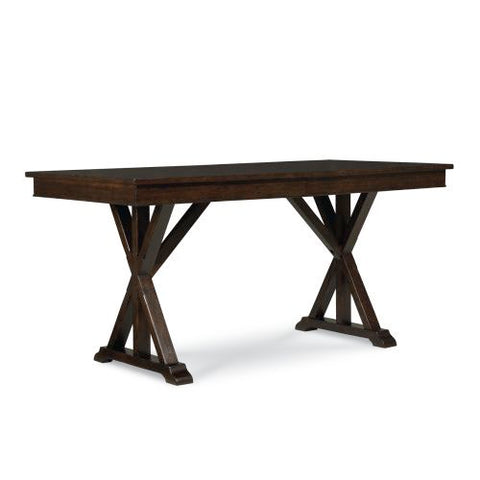 Legacy Thatcher Extension Pub Table in Amber