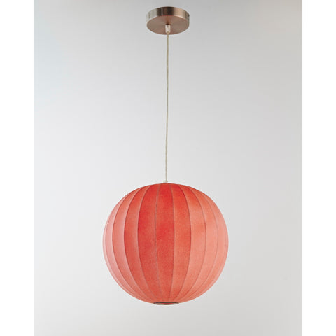 Legion Furniture LM10906-13RD Pendant Lamp In Red