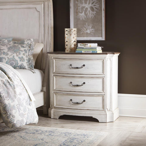 Liberty Abbey Road Bedside Chest