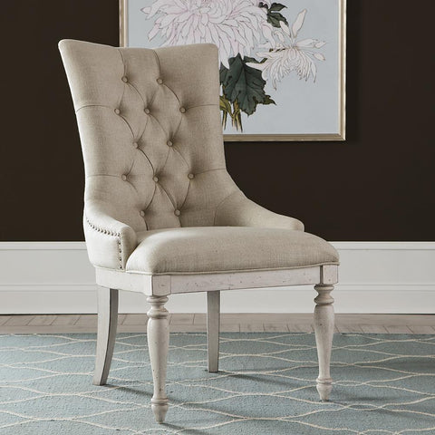 Liberty Abbey Road Upholstered Side Chair