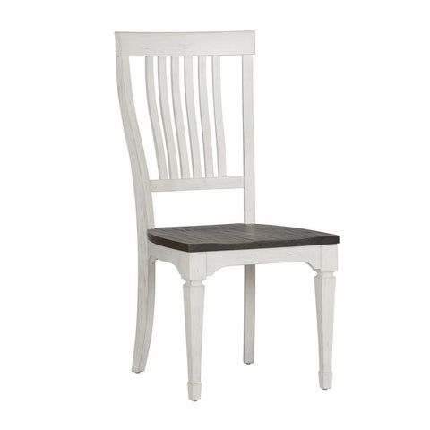 Liberty Allyson Park Slat Back Side Chair