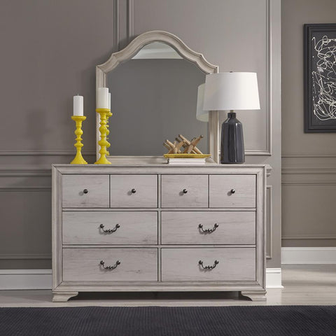 Liberty Amelia Court Dresser & Mirror