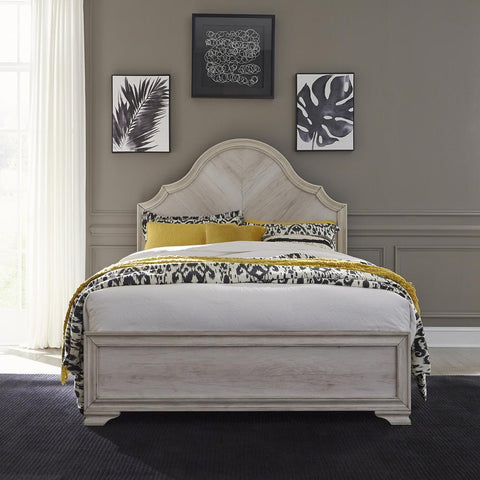 Liberty Amelia Court King Panel Bed