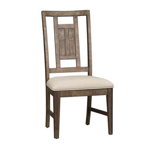 Liberty Artisan Prairie Lattice Back Side Chair