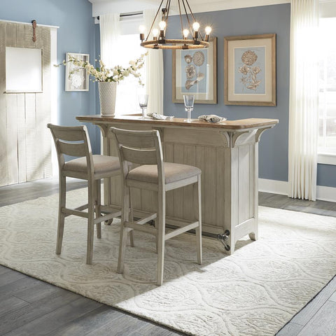 Liberty Farmhouse Reimagined 3 Piece Bar Set