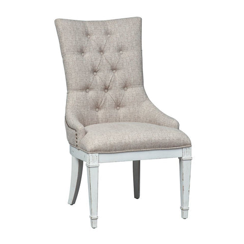 Liberty Furniture Abbey Park Hostess Chair