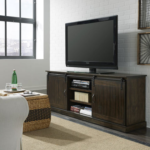 Liberty Furniture Appalachian Trails TV Console