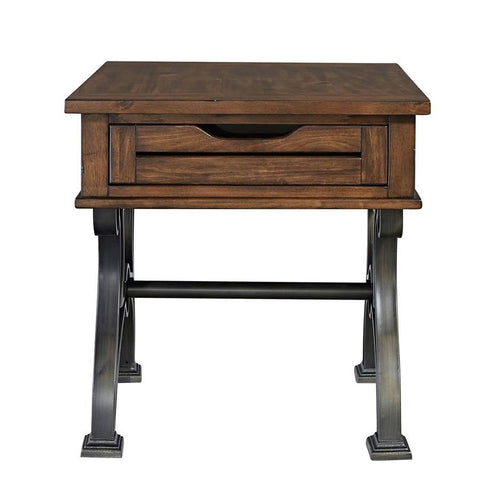 Liberty Furniture Arlington House Drawer End Table