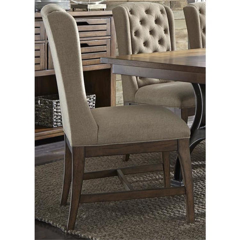 Liberty Furniture Arlington House Upholstered Host Chair