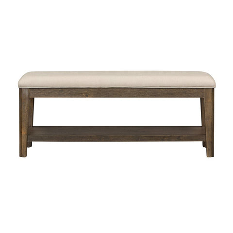 Liberty Furniture Artisan Prairie Upholstered Bench