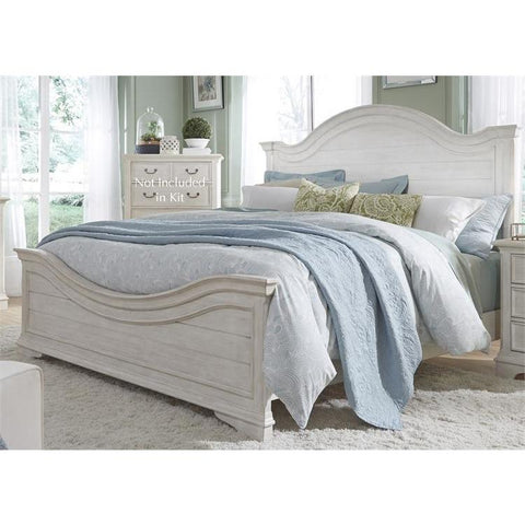 Liberty Furniture Bayside Panel Bed