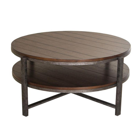 Liberty Furniture Breckinridge Round Cocktail Table