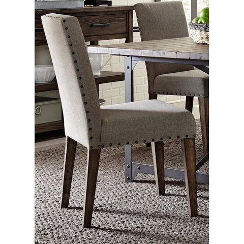 Liberty Furniture Caldwell Upholstered Side Chair