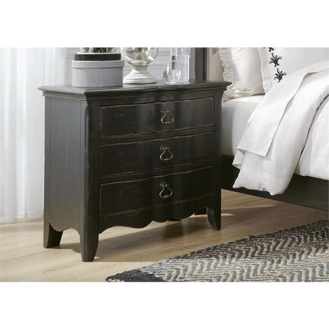 Liberty Furniture Chesapeake 3 Drawer Nightstand