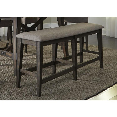 Liberty Furniture Double Bridge Counter Bench