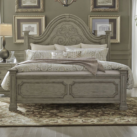 Liberty Furniture Grand Estates Poster Bed