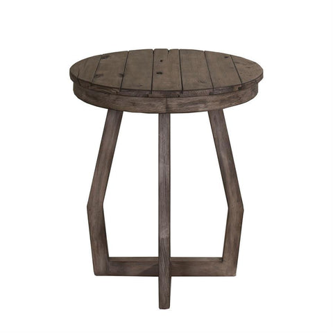 Liberty Furniture Hayden Way Chair Side Table
