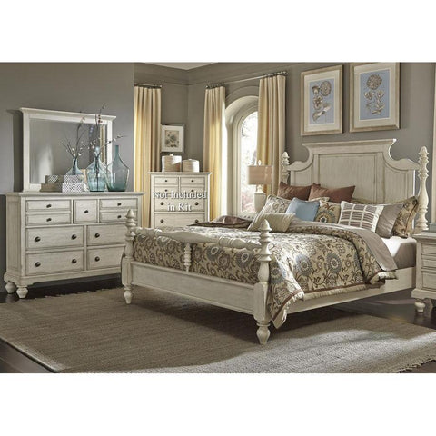 Liberty Furniture High Country 2 Piece Poster Bedroom Set in ...