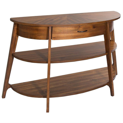 Liberty Furniture Landon Demi-Lune Sofa Table
