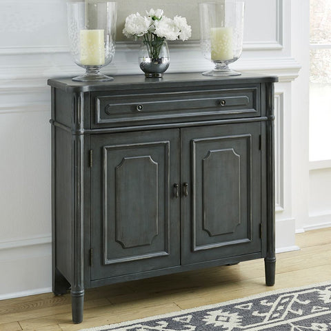 Liberty Furniture Madison Park 1 Drawer 2 Door Accent Cabinet