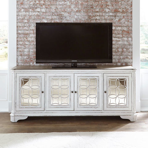 Liberty Furniture Magnolia Manor 84 Inch TV Console