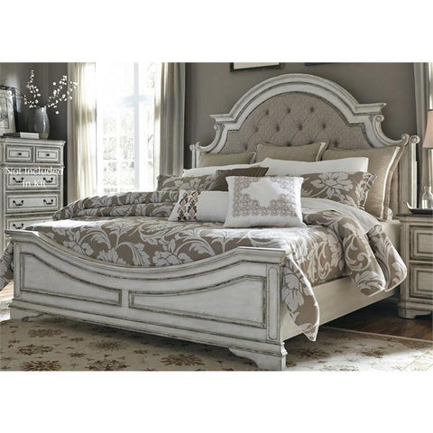 Liberty Furniture Magnolia Manor Upholstered Bed