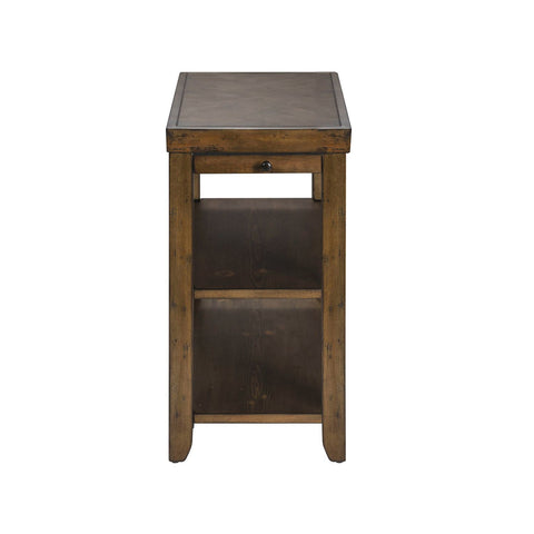 Liberty Furniture Mitchell Chair Side Table
