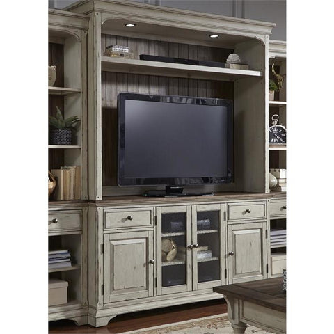 Liberty Furniture Morgan Creek Entertainment Center