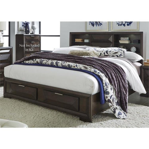 Liberty Furniture Newland Storage Bed