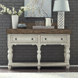 Liberty Furniture Parisian Marketplace Butcher Block Sideboard