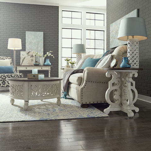 Liberty Furniture Parisian Marketplace Opt 3 Piece Set