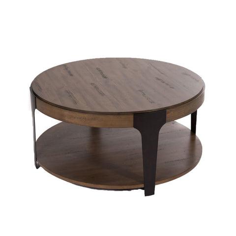 Liberty Furniture Sapphire Lakes Round Cocktail Table