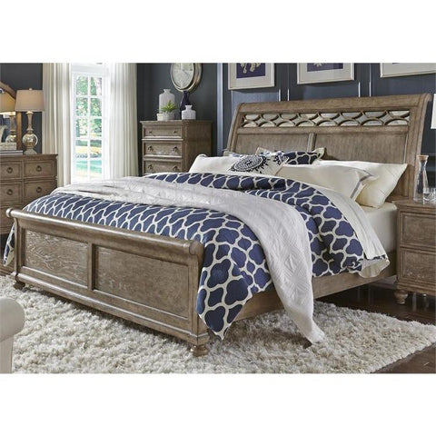 Liberty Furniture Simply Elegant Sleigh Bed