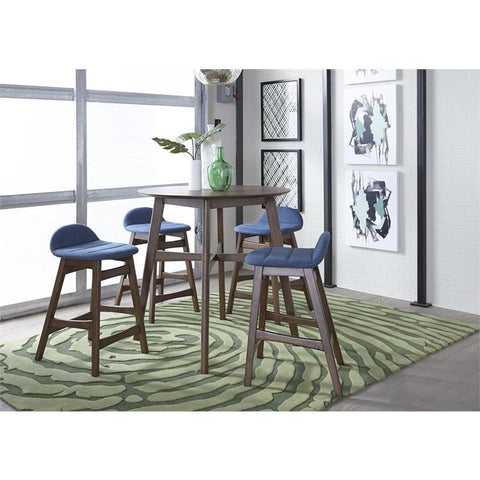 Liberty Furniture Space Savers 5 Piece Gathering Table Set
