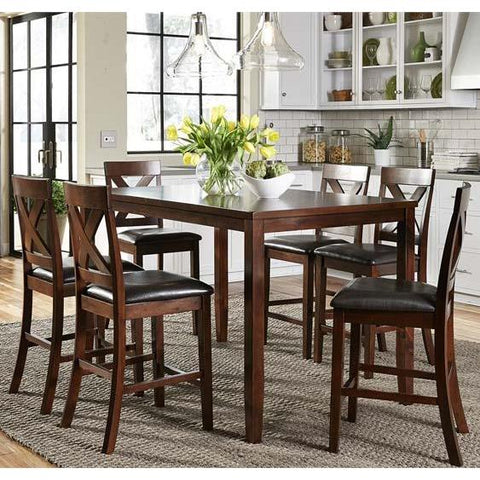 Liberty Furniture Thornton 7 Piece Gathering Table Set