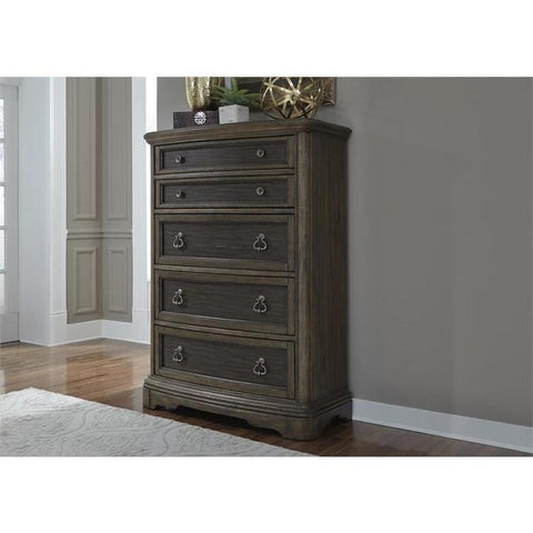 Liberty Furniture Valley Springs 5 Drawer Chest