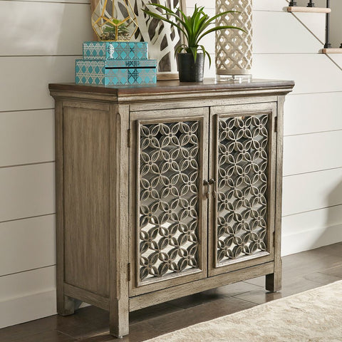 Liberty Furniture Westridge 2 Door Accent Cabinet