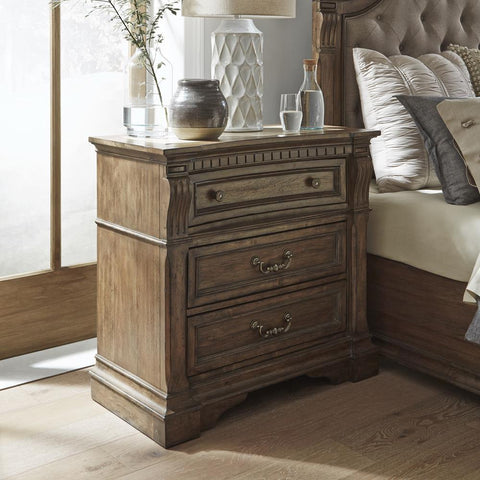 Liberty Haven Hall Bedside Chest