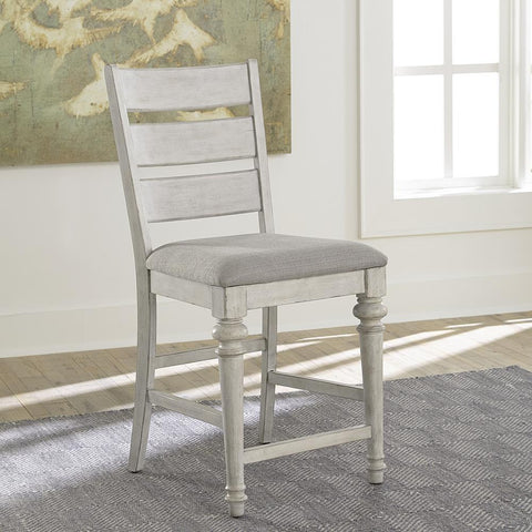 Liberty Heartland Ladder Back Counter Height Chair
