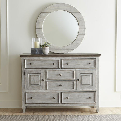 Liberty Heartland Opt Dresser & Mirror