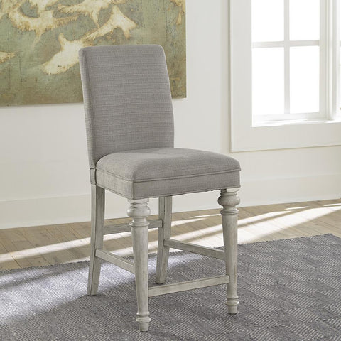 Liberty Heartland Upholstered Counter Height Chair