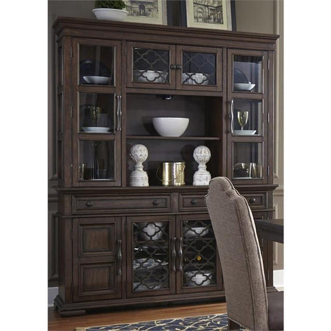 Liberty Lucca Hutch & Buffet