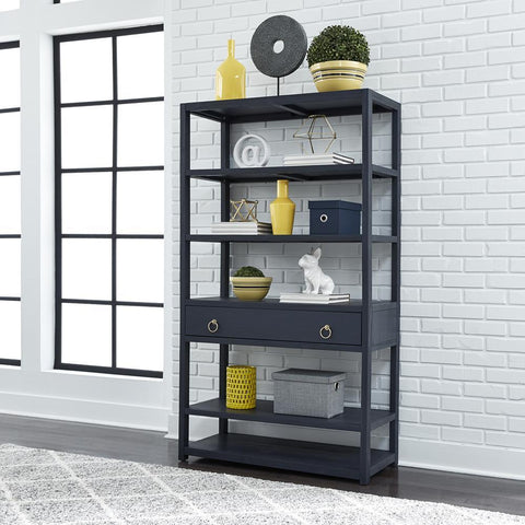 Liberty Midnight Accent Bookcase