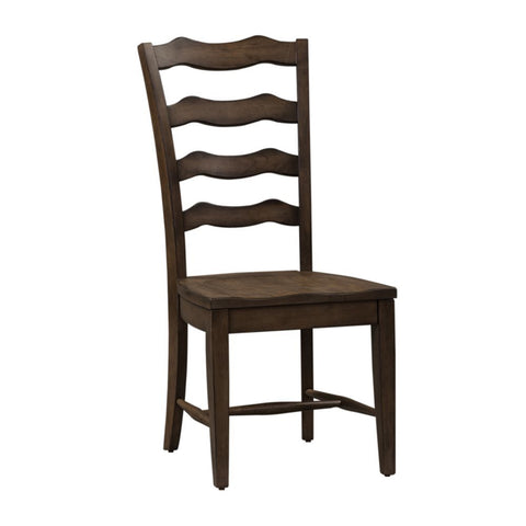 Liberty Parisian Marketplace Ladder Back Side Chair