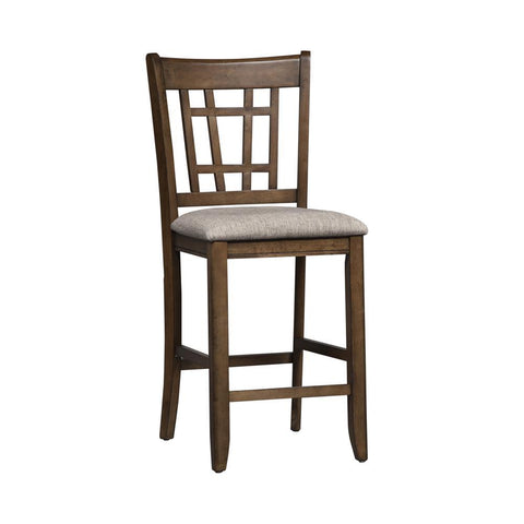 Liberty Santa Rosa II 24 Inch Lattice Back Counter Height Chair