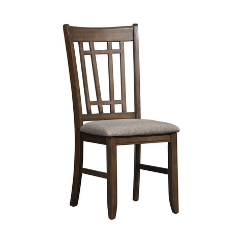 Liberty Santa Rosa II Lattice Back Side Chair