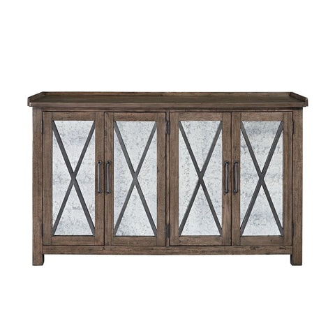 Liberty Sonoma Road Sideboard w Antique Mirror