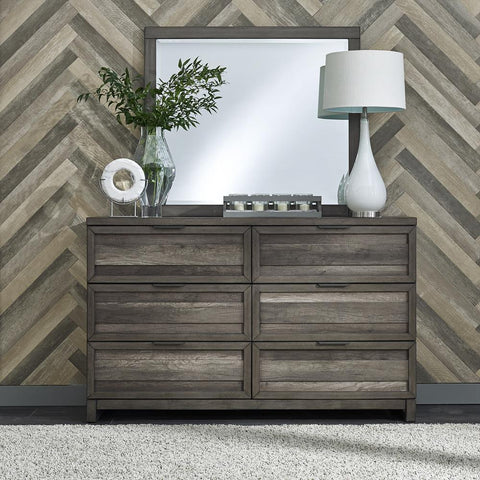 Liberty Tanners Creek Dresser & Mirror