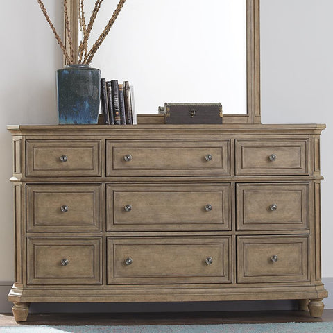 Liberty The Laurels 9 Drawer Dresser