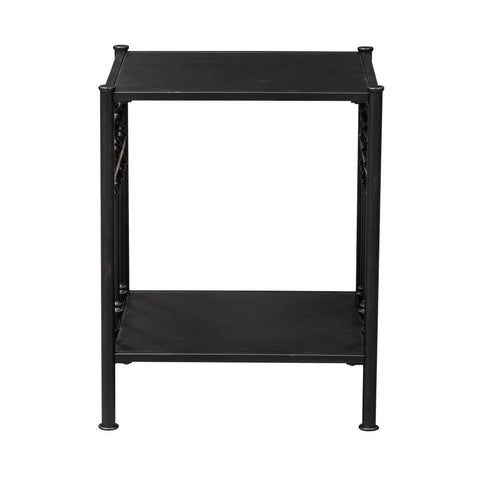 Liberty Vintage Series Open Night Stand - Black